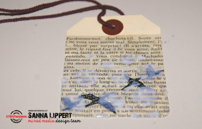 Altered clothes tag
