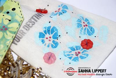 Sanna Lippert - Stencil Sunday